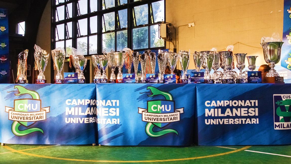 Campionati Milanesi Universitari (CMU) - CUS Milano