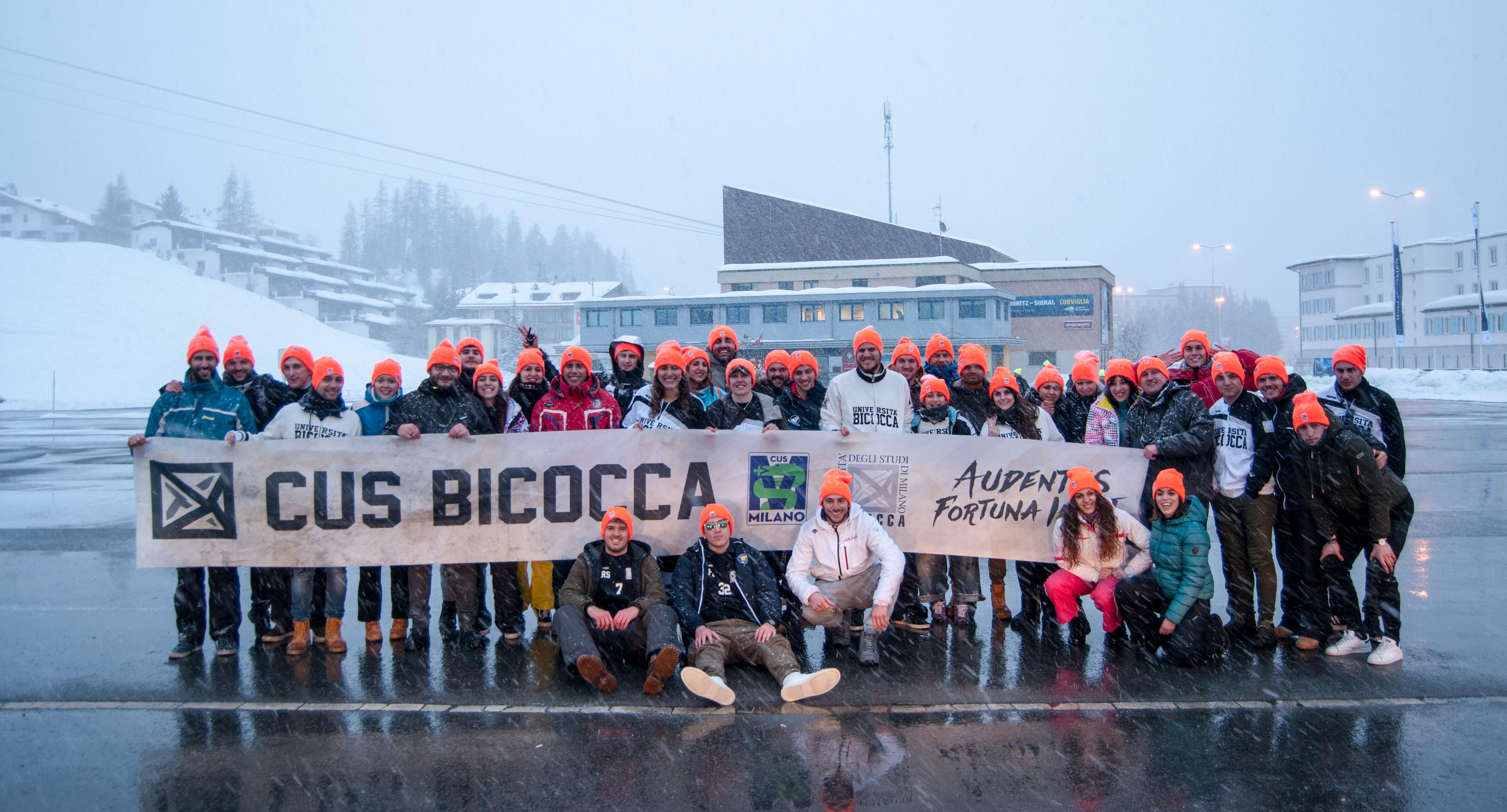 CUS Bicocca - Valanga Bicocca 2018