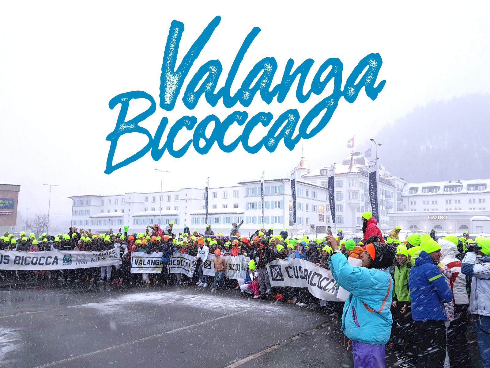 Valanga Bicocca 2018 - CUS Bicocca