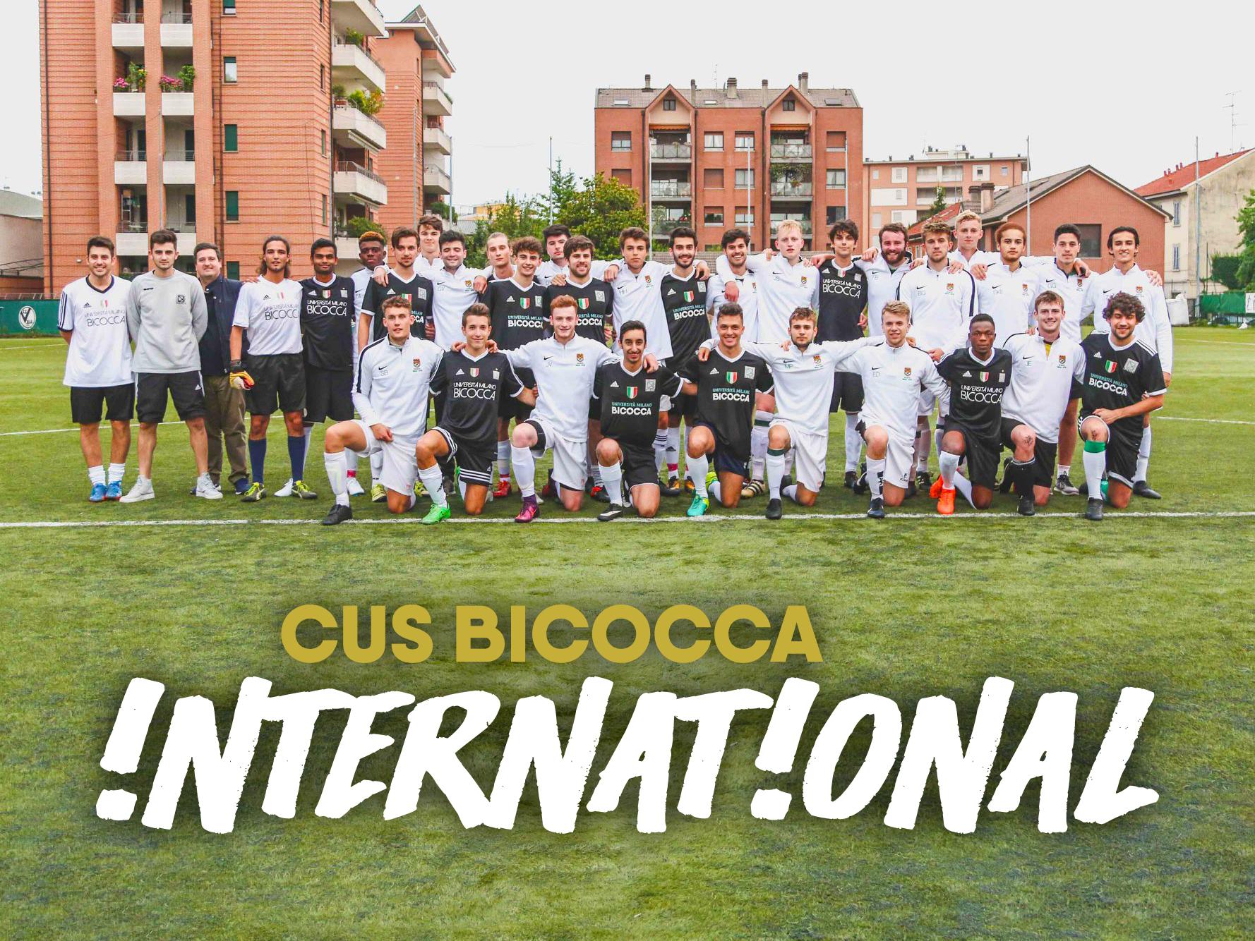 CUS Bicocca International