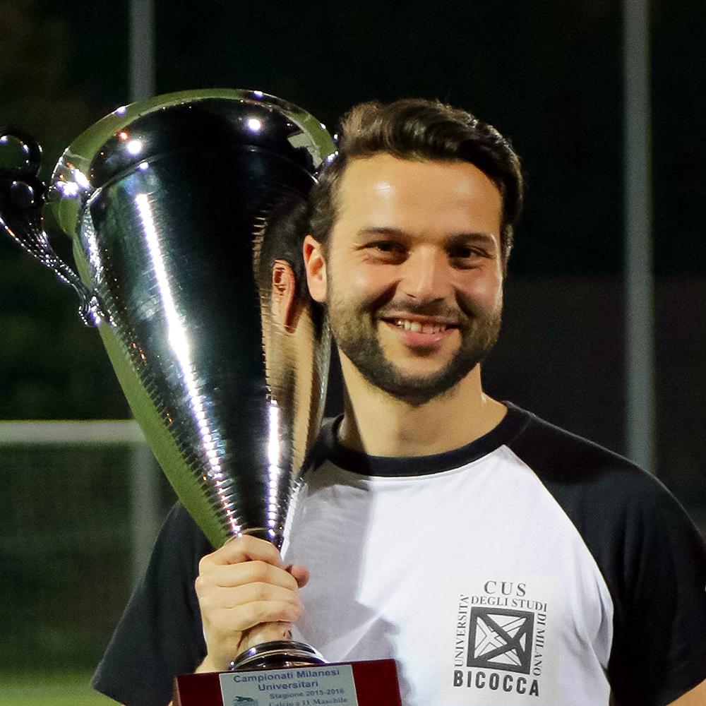 Giuseppe Calbi - CUS Bicocca