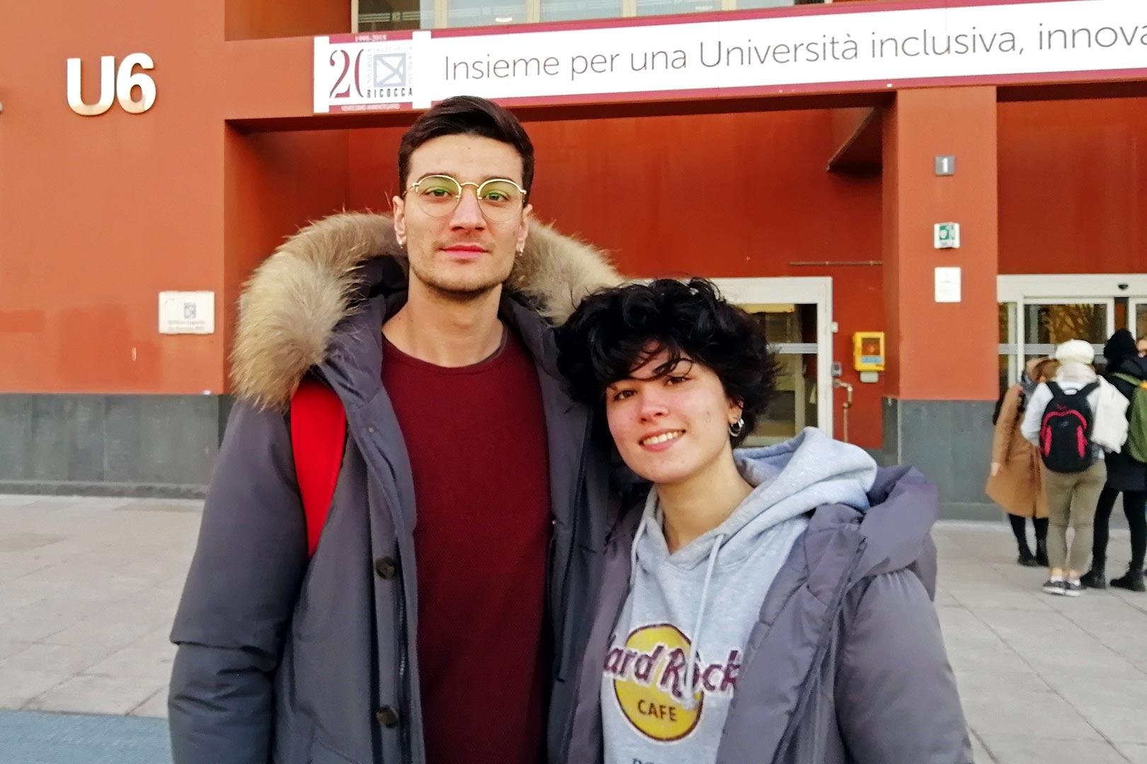 Mondo Bicocca – Dario e Roberta Renis, due fratelli nella pallacanestro