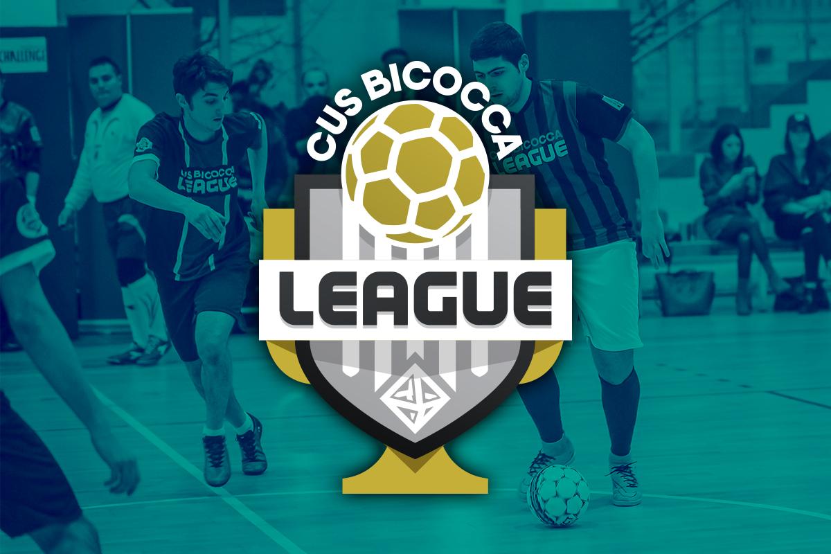 CUS Bicocca League - copertina