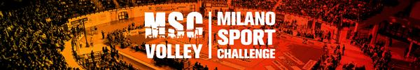 Milano Sport Challenge - VOLLEY