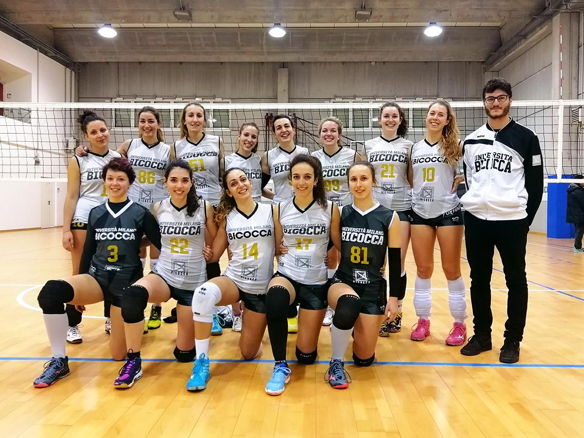CUS Bicocca - Volley federale femminile 2018/19