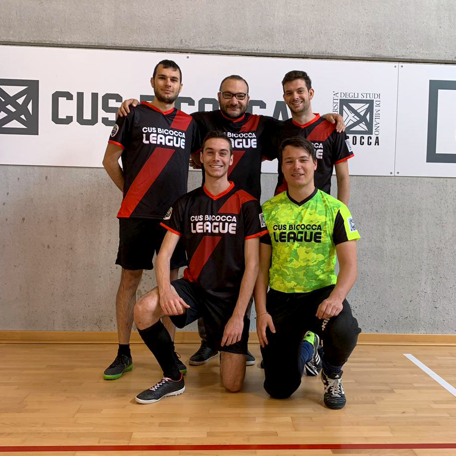 CUS Bicocca League 2019 - Real Madrink