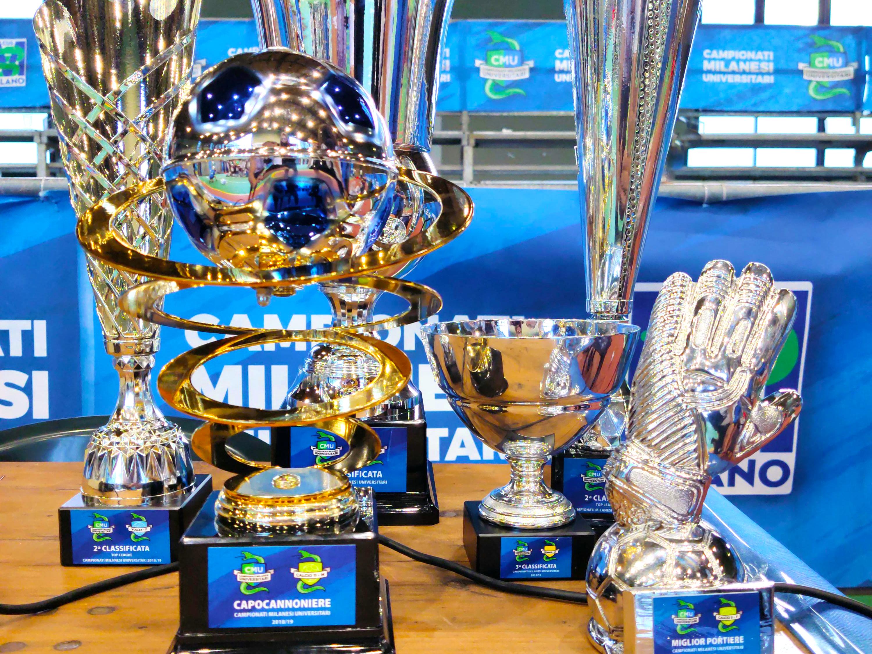 Bicocca 2ª classificata ai Campionati Milanesi Universitari 2018/19