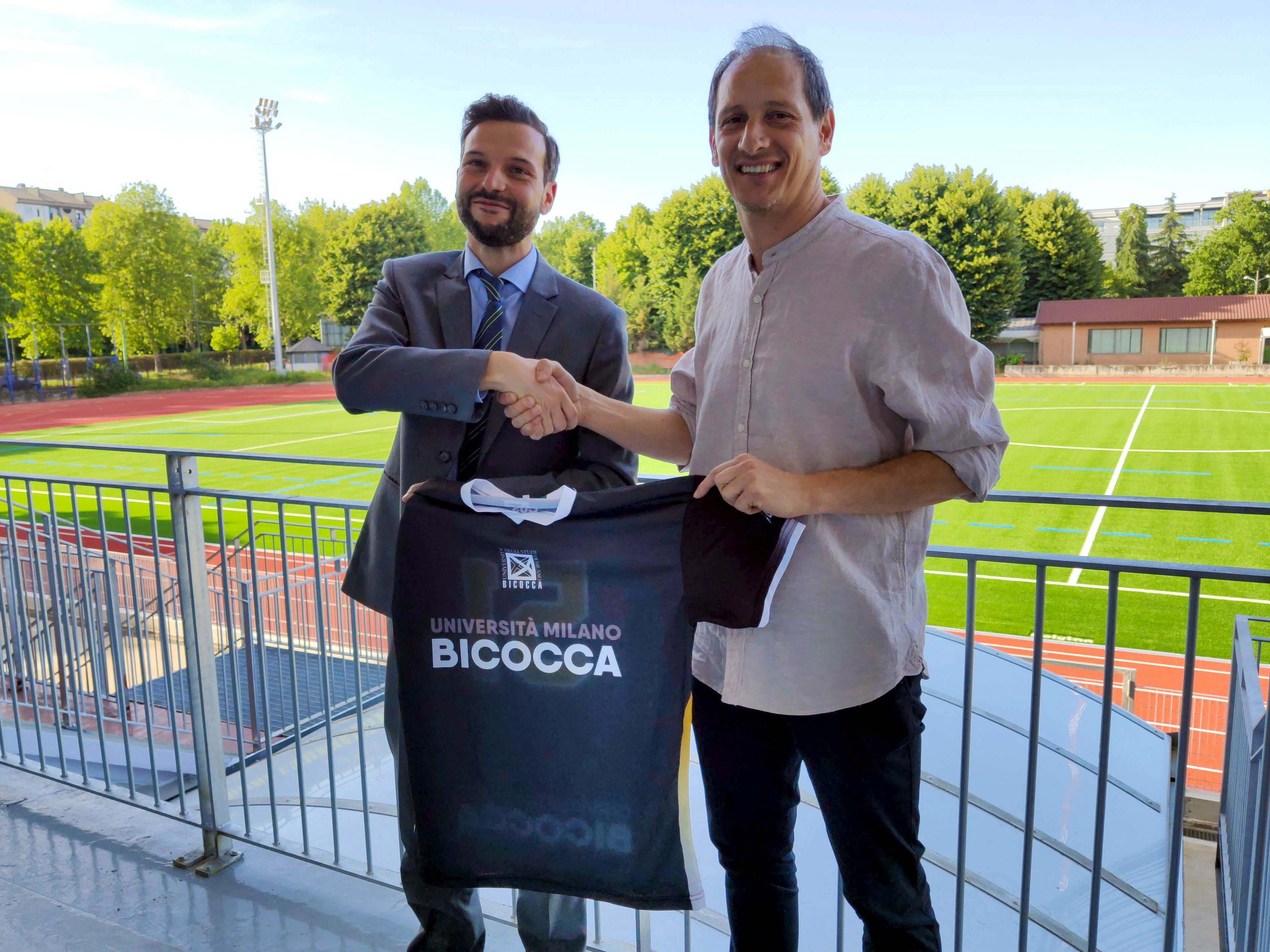 Francesco Picco nuovo DS CUS Bicocca