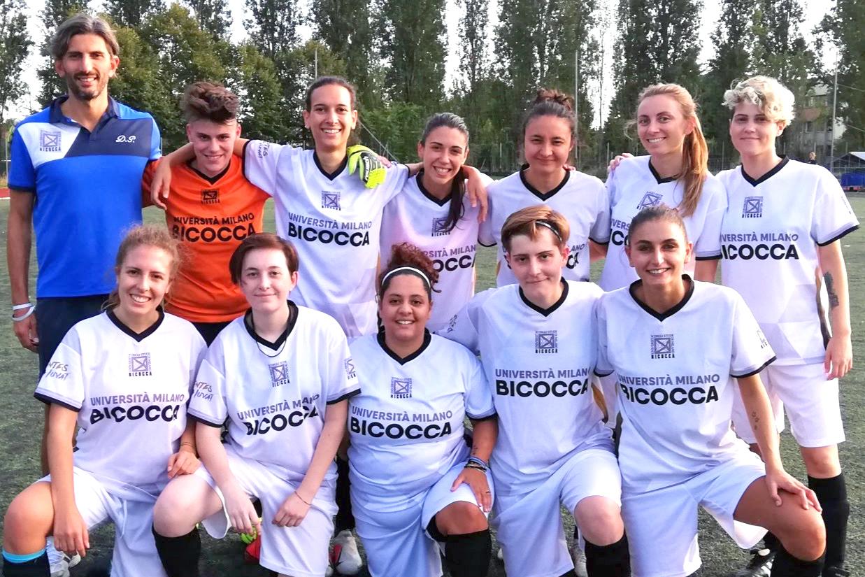 CUS Bicocca • calcio femminile 2019/20 • Promozione