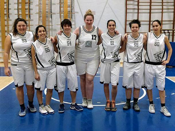 CUS Bicocca • basket femminile 2017/18 • universitario