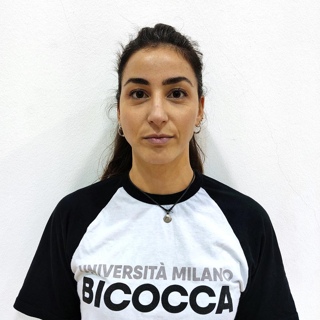 Claudia Te' • CUS Bicocca