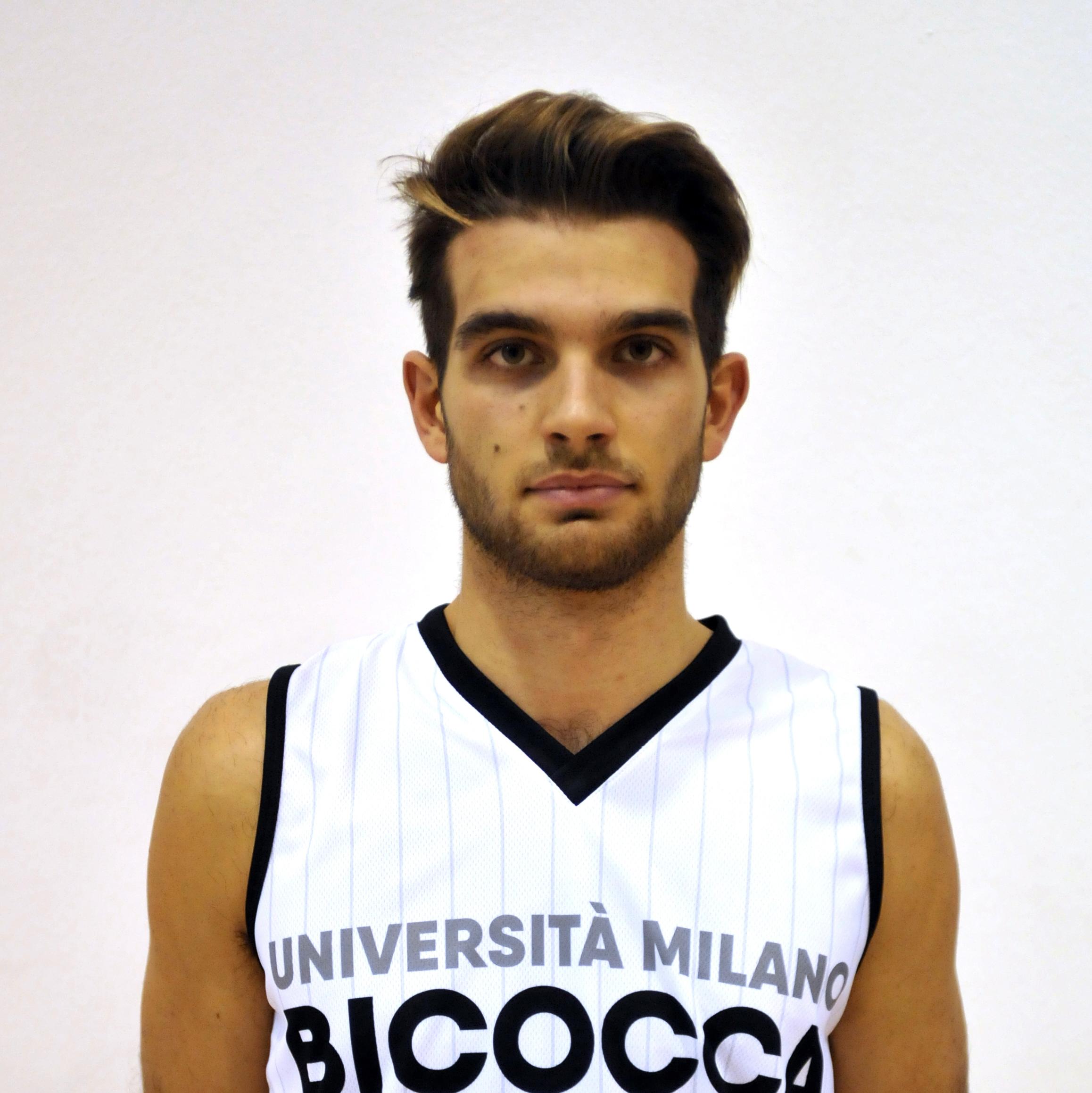 Riccardo Andena • CUS Bicocca