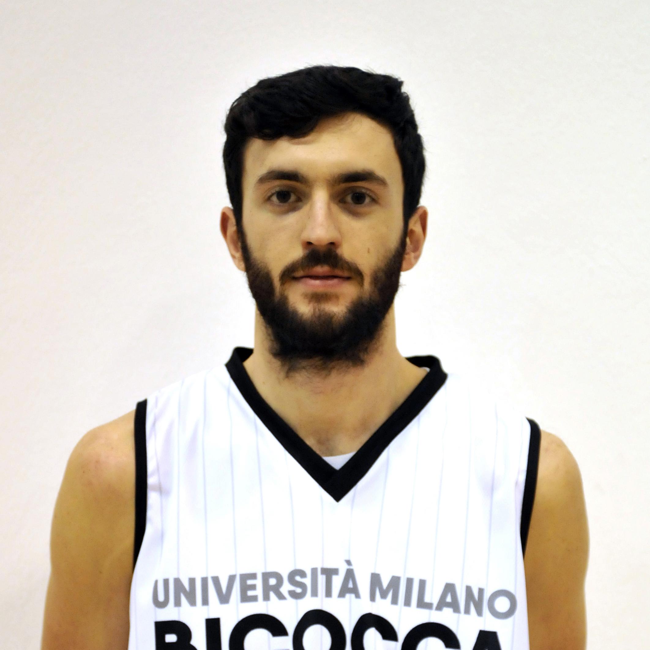 Luca Bassetti • CUS Bicocca
