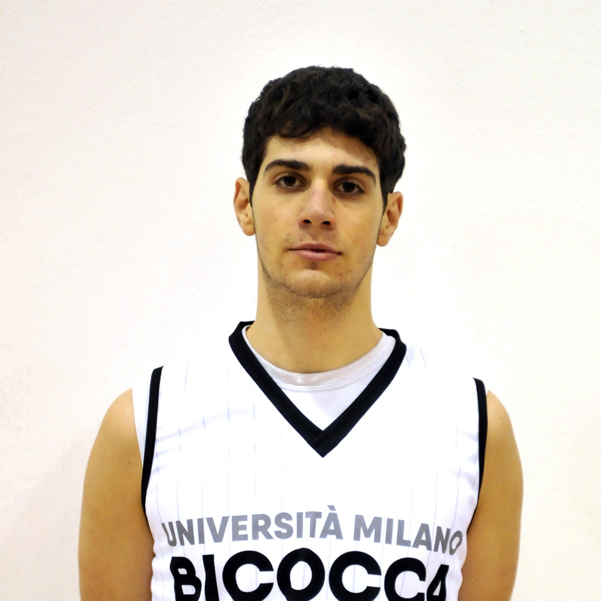 Filippo Benedetti • CUS Bicocca