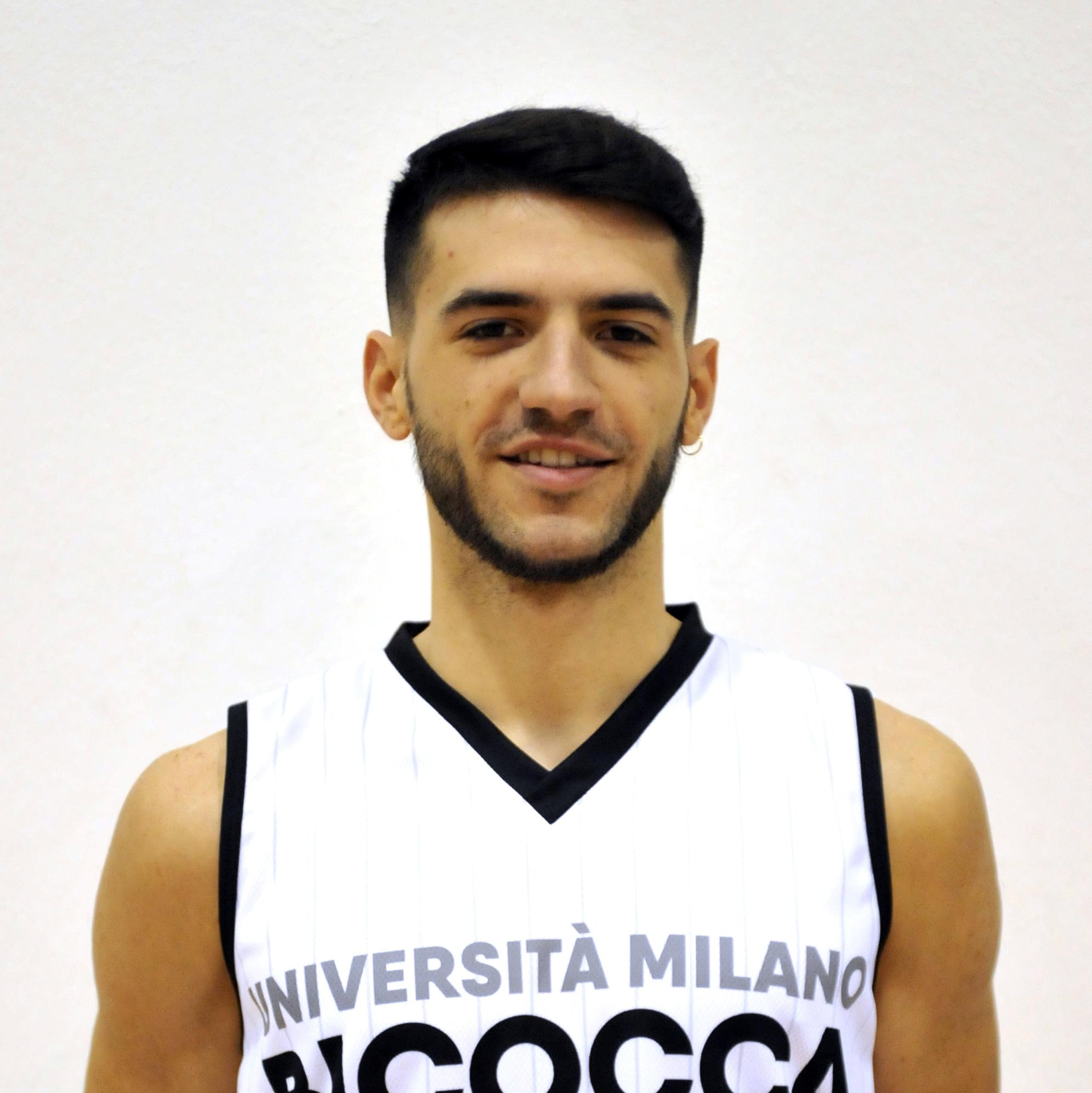 Julian Castiglioni • CUS Bicocca