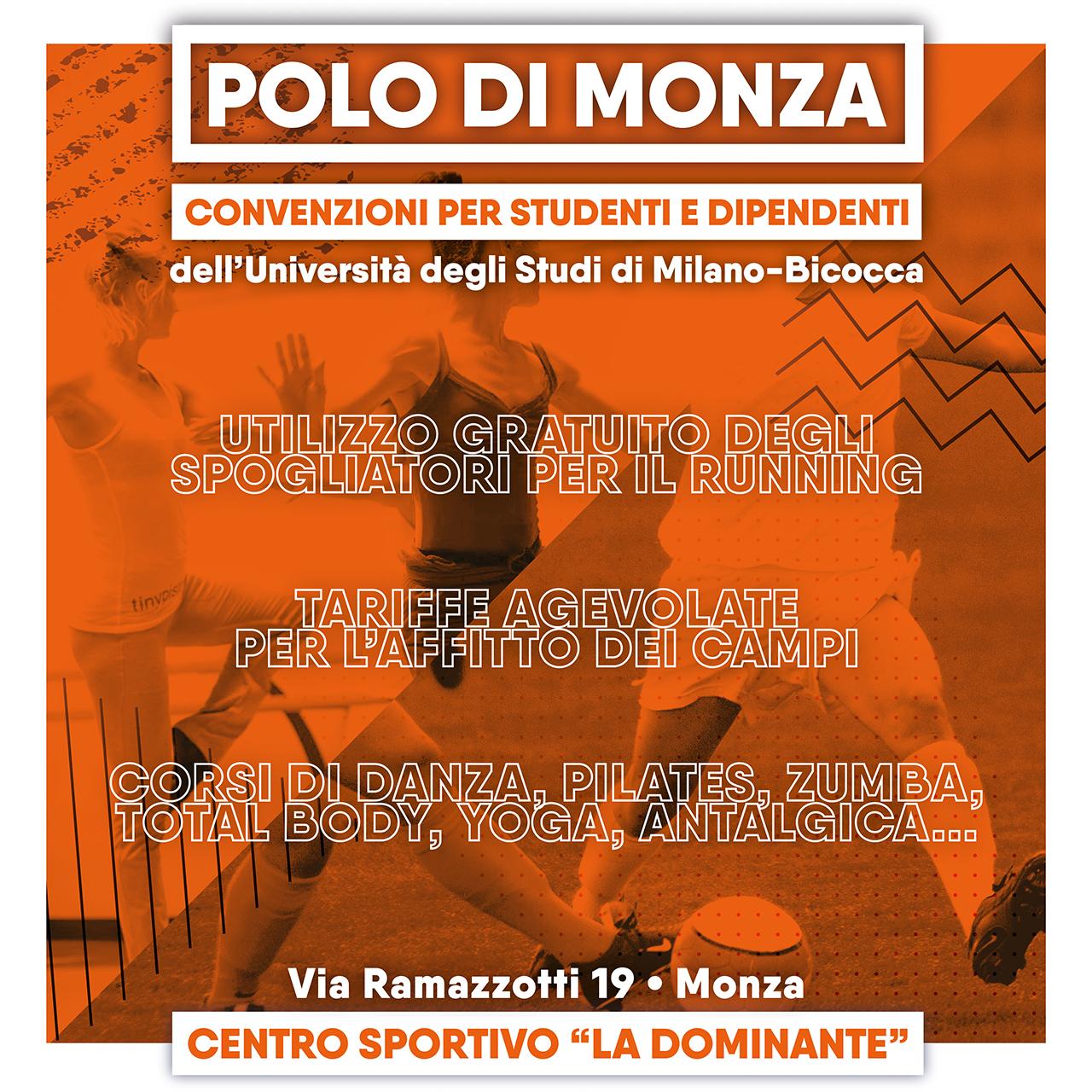 Polo di Monza • Bicocca