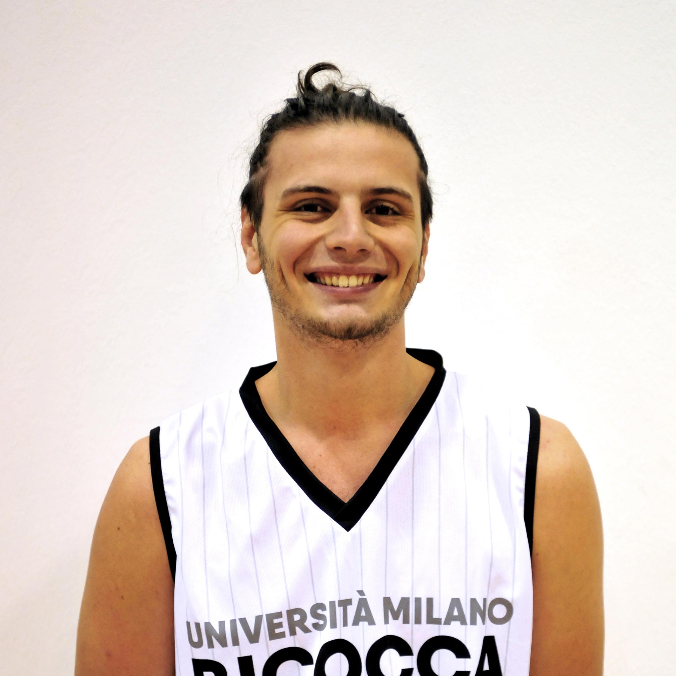 Giorgio Valcarenghi • CUS Bicocca
