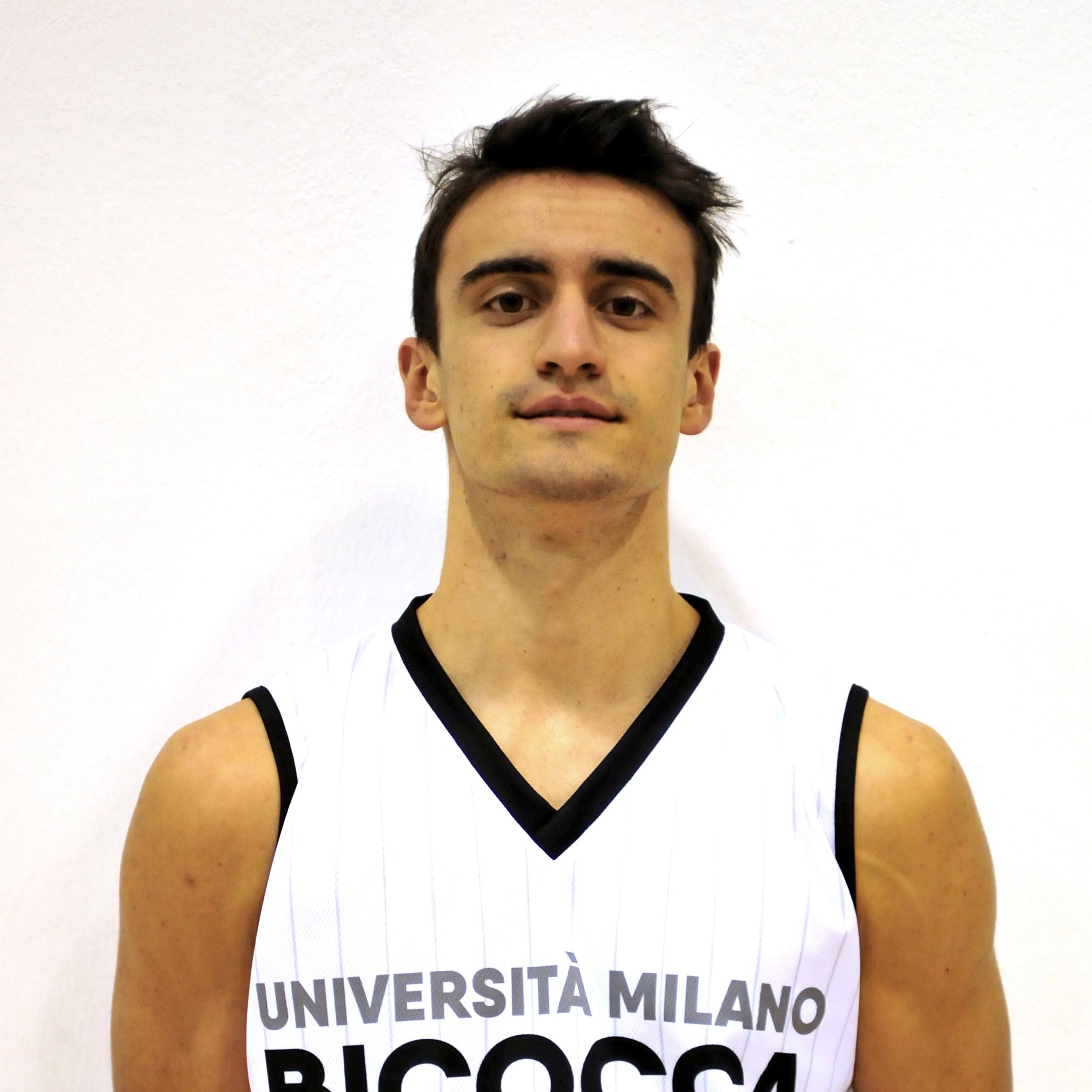 Luca Barazzetta • CUS Bicocca