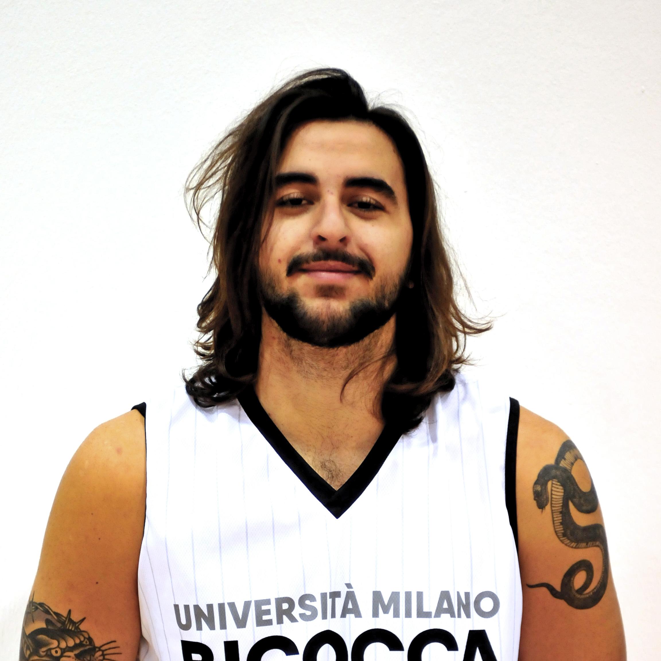 Marcello Mariotti • CUS Bicocca
