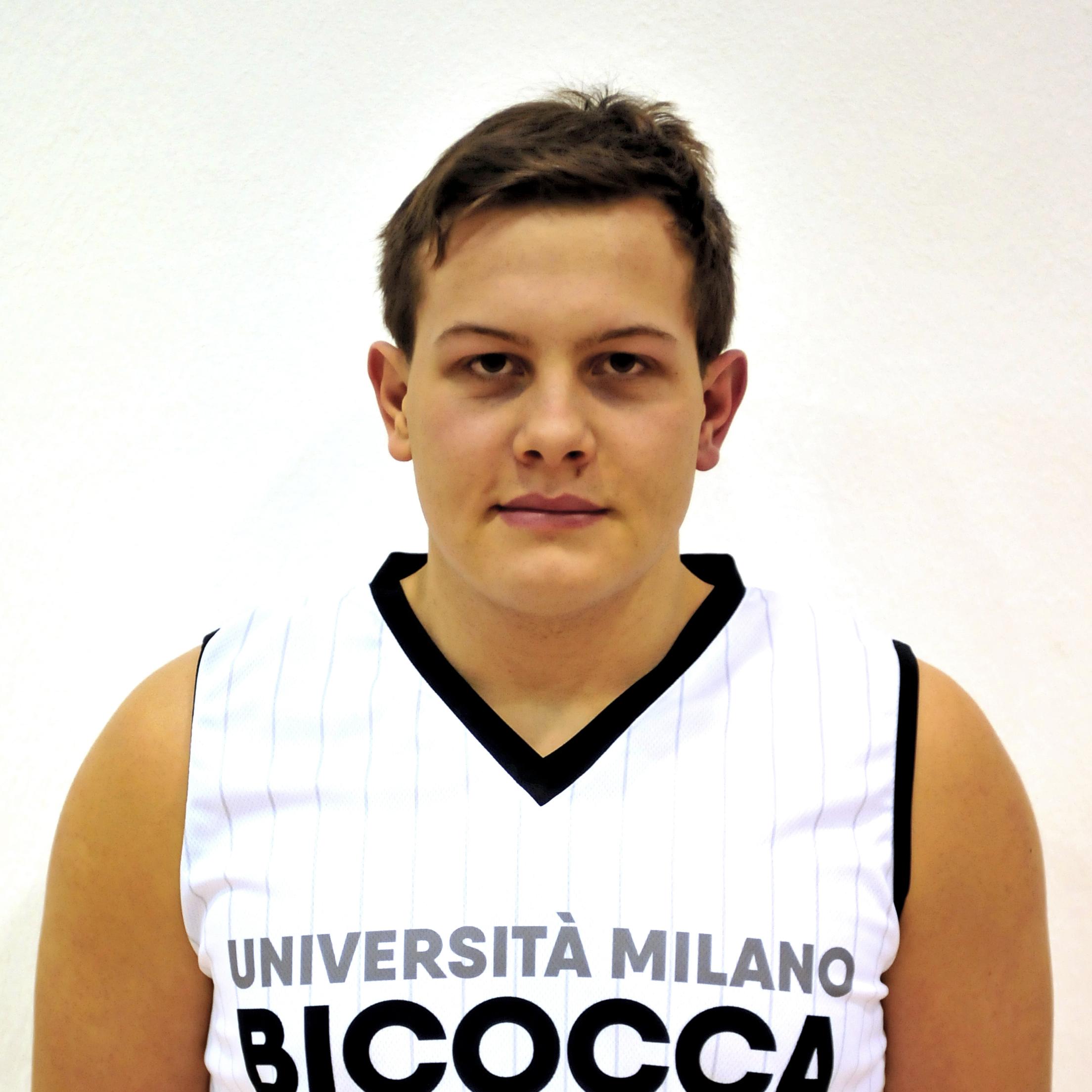 Michele Leggiero • CUS Bicocca