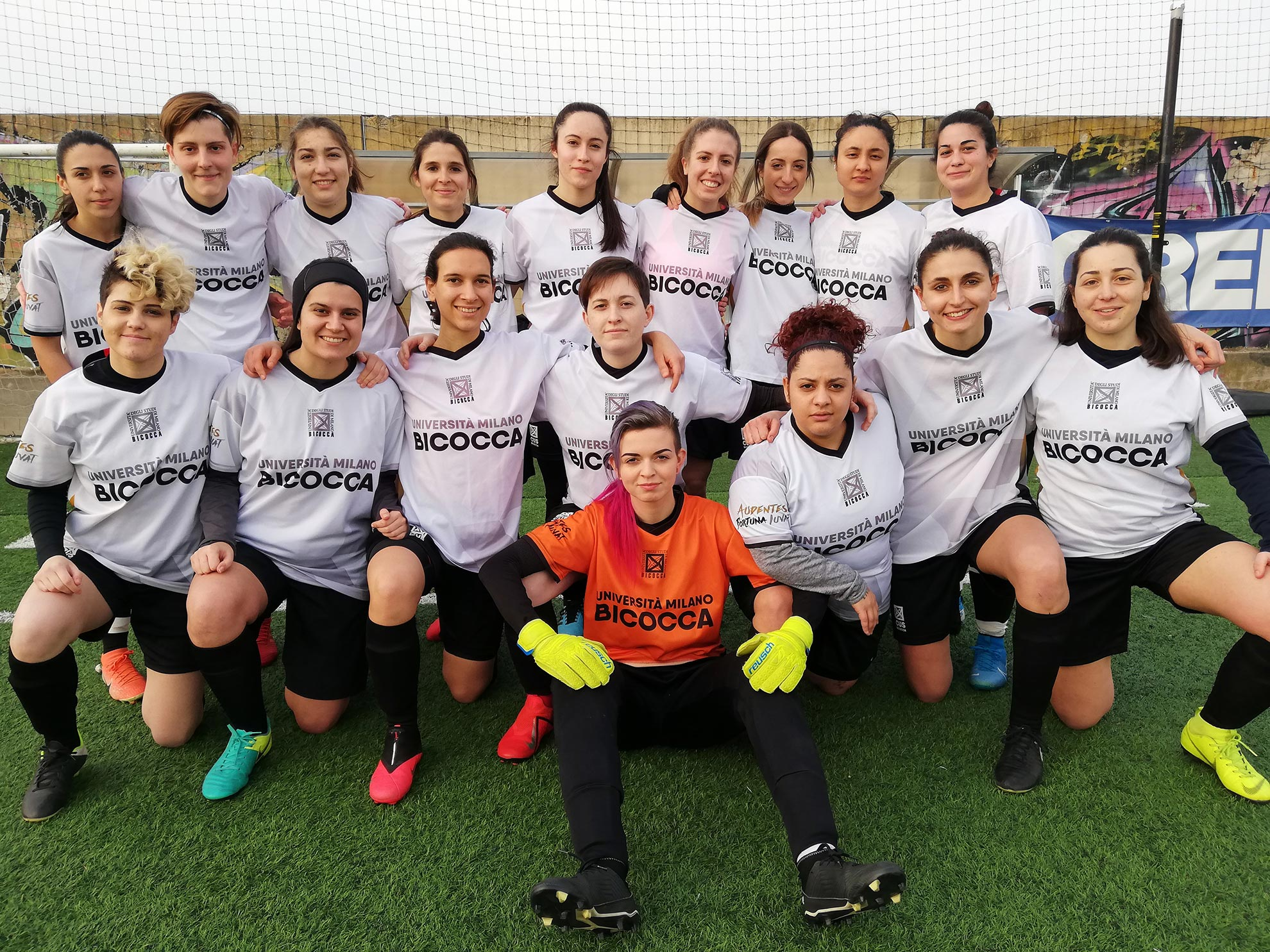 CUS Bicocca • calcio femminile 2019/20 • federale