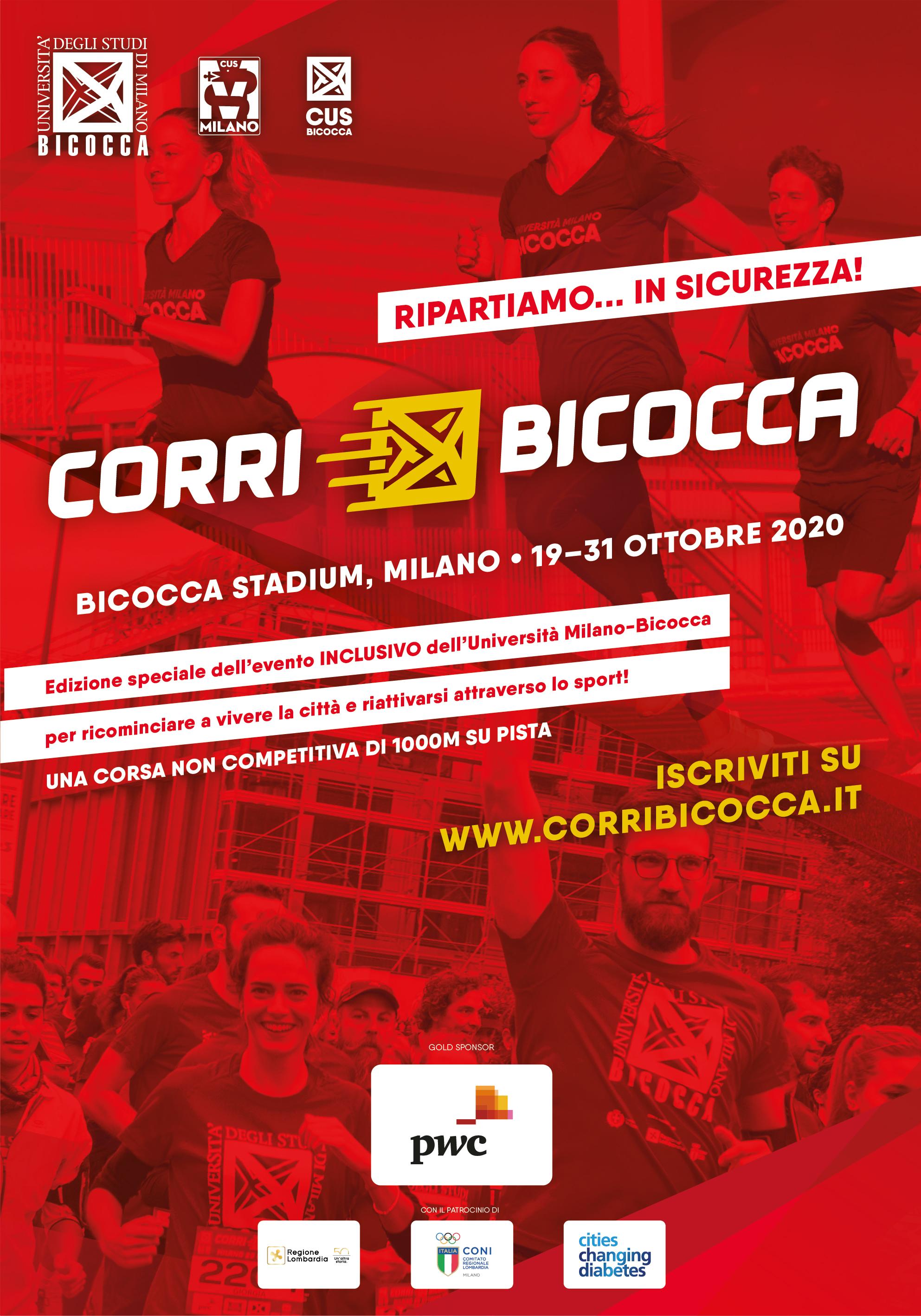 CorriBicocca 2020 • special edition
