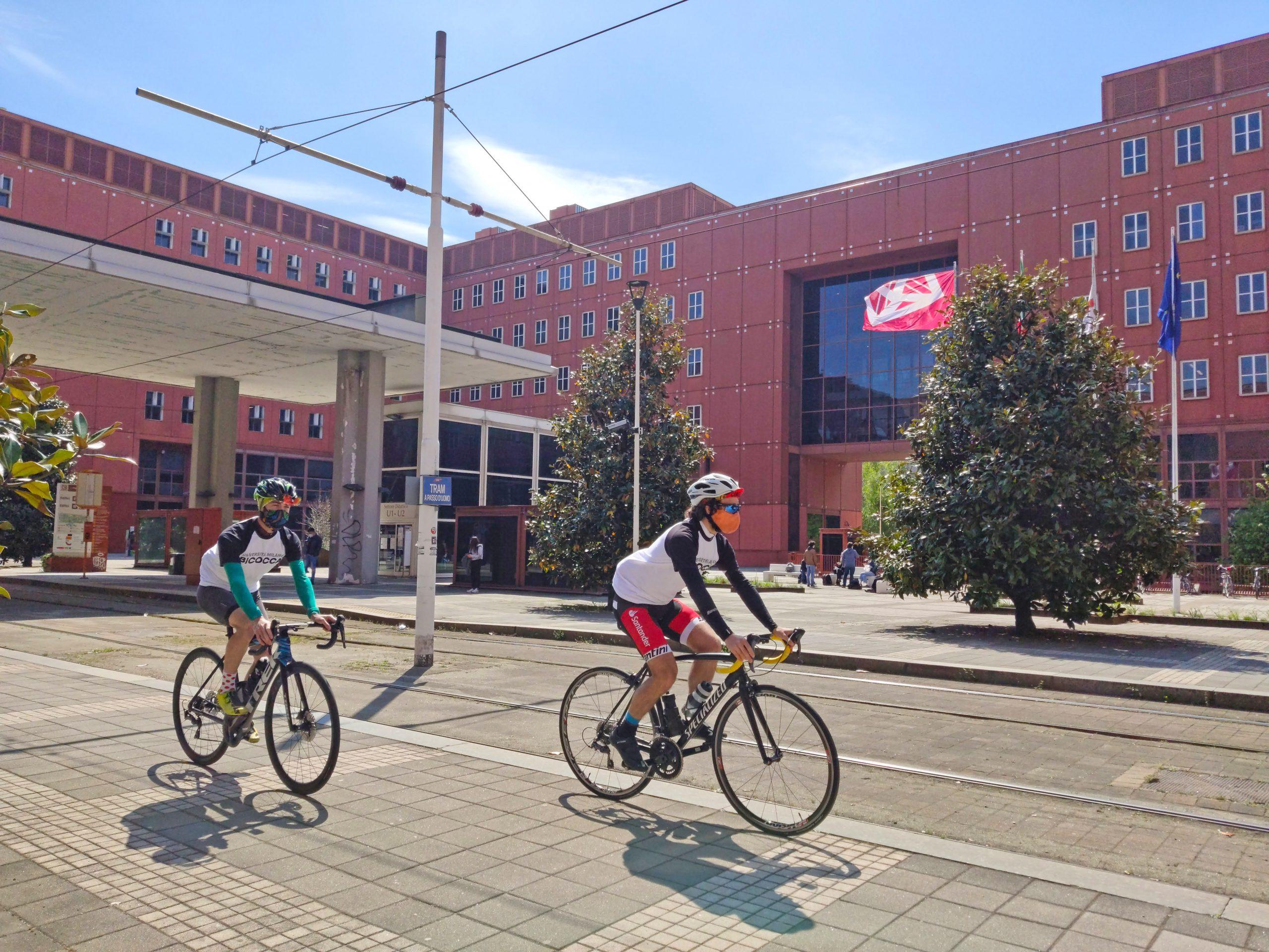 Da due ciclisti a un Club pieno di sfide!