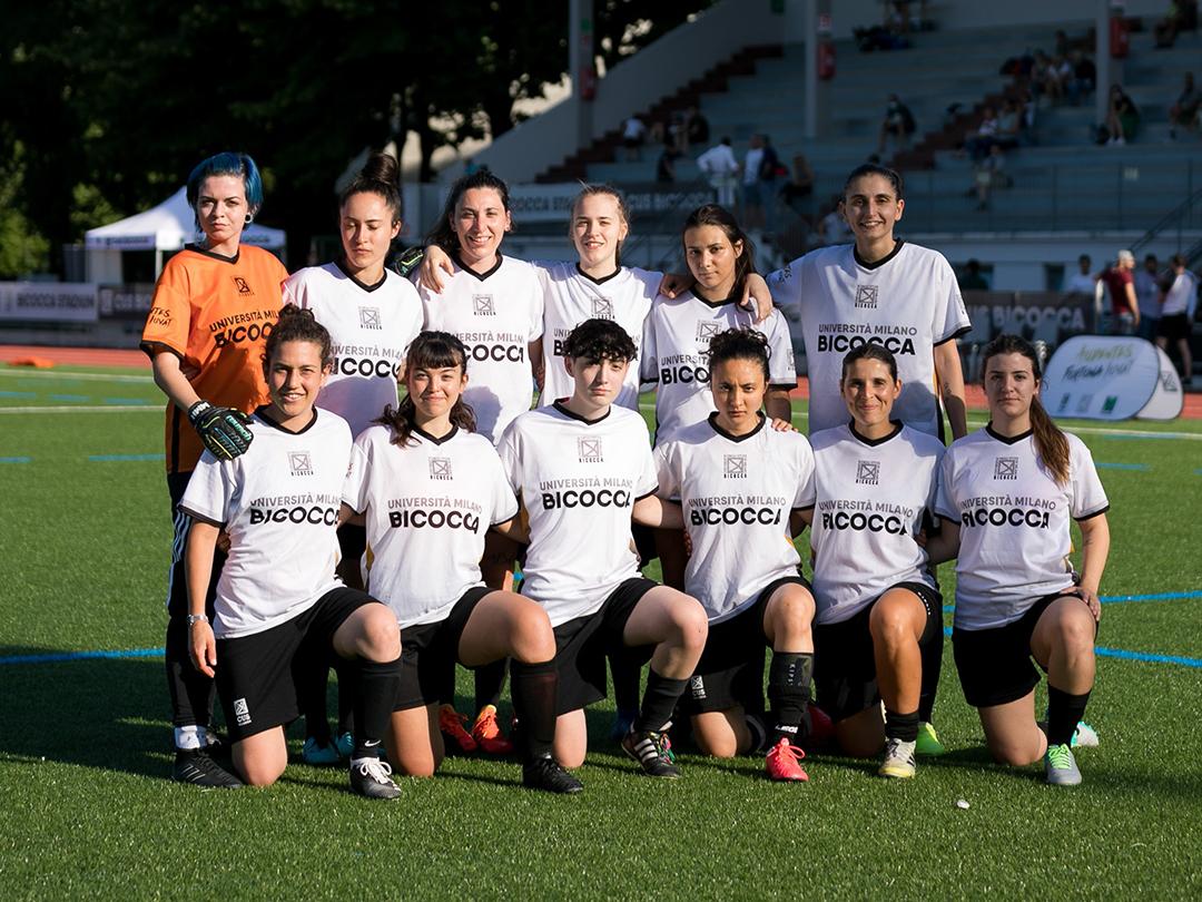 CUS Bicocca • calcio femminile 2021/22 • federale