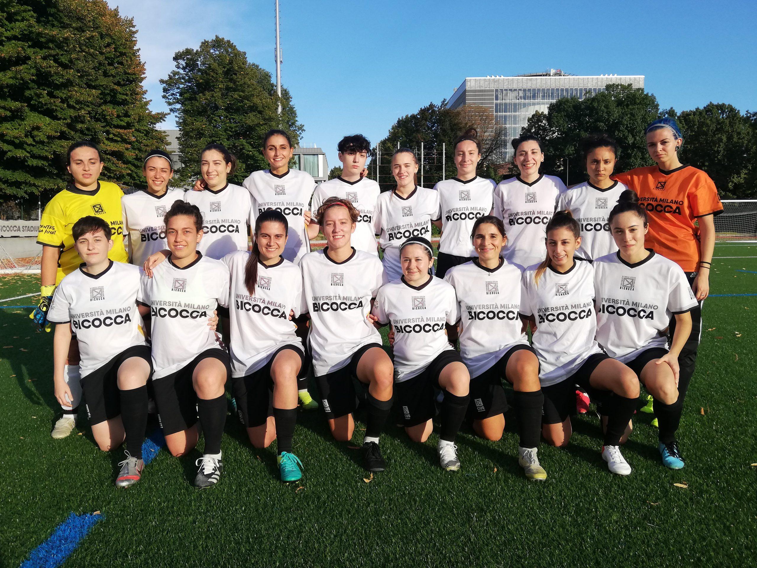 Calcio femminile federale
